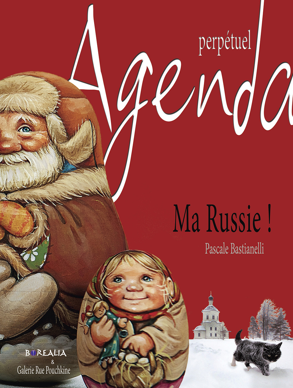 Agenda Ma Russie